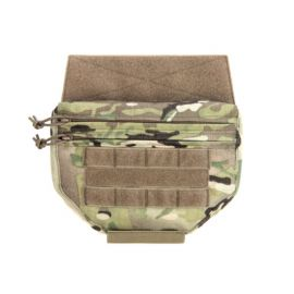 Warrior Assault System - Drop Down Velcro Utility Pouch