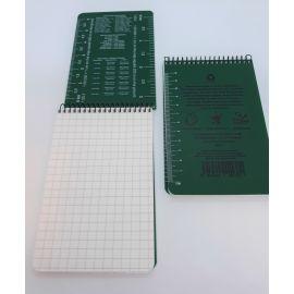 Modestone - Waterproof Taktisk Notebook, Lårlomme