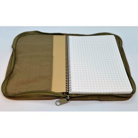 Modestone - Waterproof Tatktisk Notebook, A5
