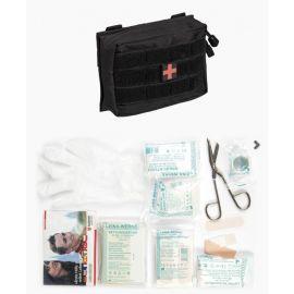 MIL-TEC - Førstehjælpstaske, Lille, sort