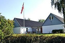 Høvelte (Nordsjælland): KFUMs soldaterhjem i Høvelte