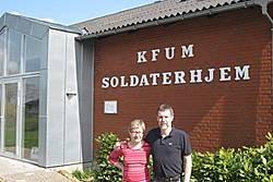 Karup: KFUMs Soldaterhjem, Karup